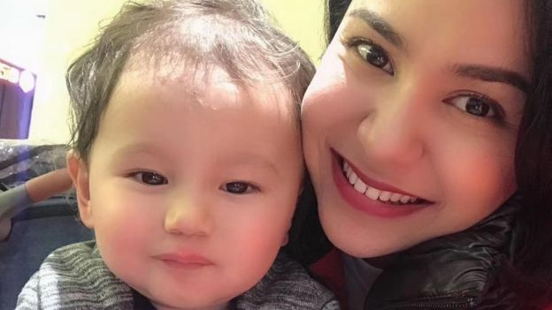 Australia calls on China to allow Uighur mother and son's travel