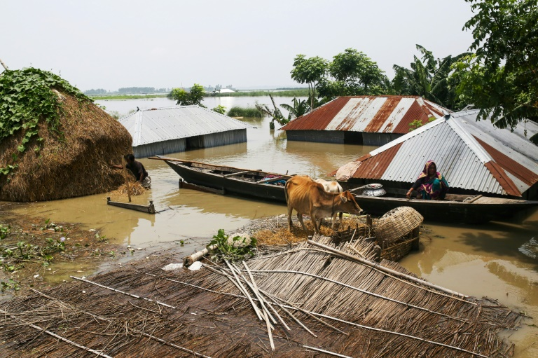 Death toll crosses 250 in South Asia floods