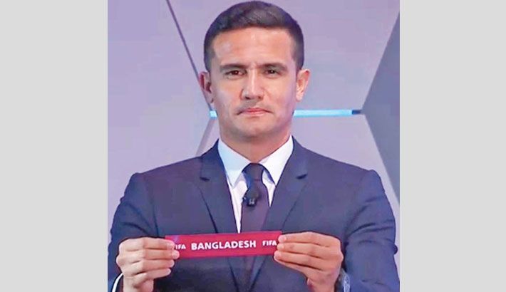 Bangladesh to face Qatar, Oman, India and Afghanistan