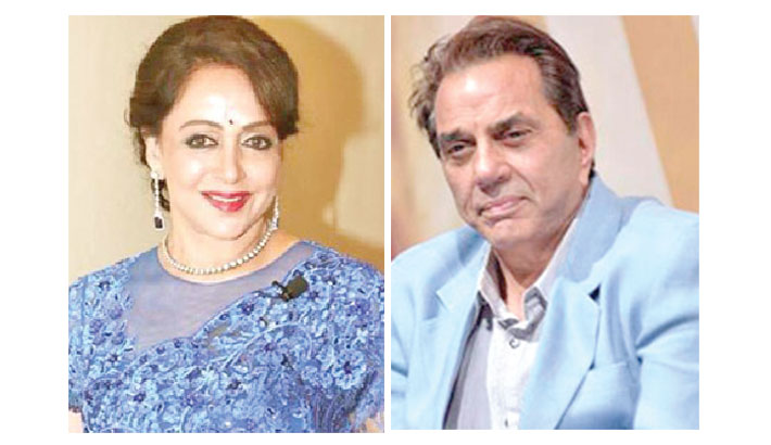 Dharmendra apologises for trolling Hema Malini