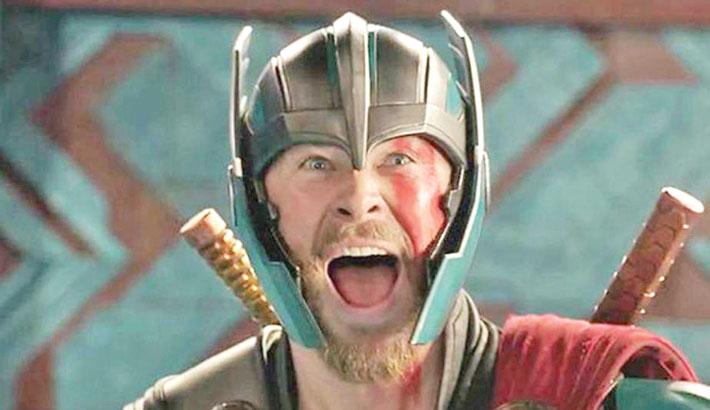 Taika returns to direct Chris Hemsworth in Thor 4