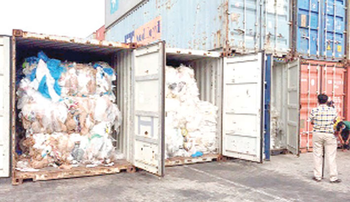 Cambodia to return 1,600 tonnes of waste to US, Canada