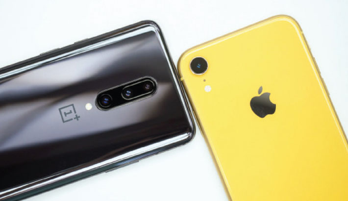 OnePlus 7 Pro vs Apple iPhone XR : Which One Is A Better Choice?