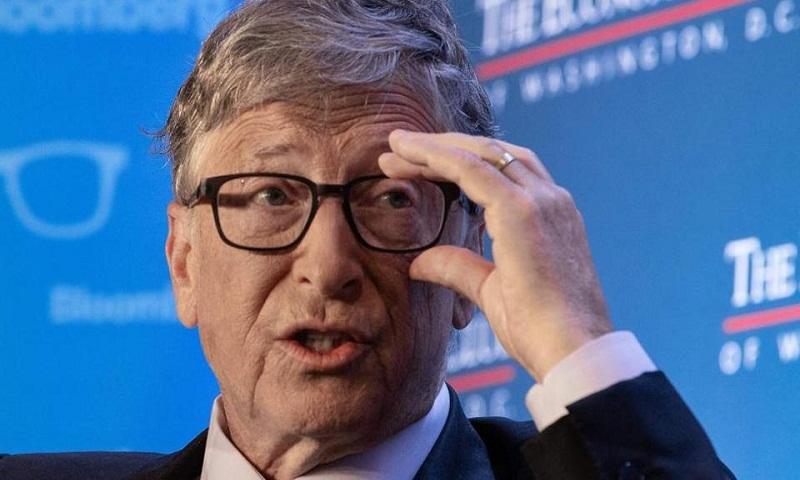 Bill Gates no longer world's second richest person