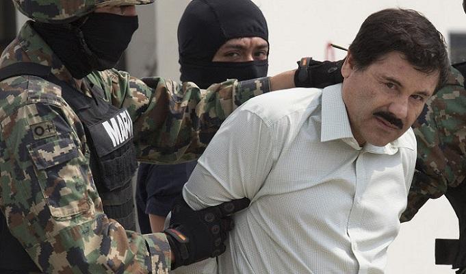 Mexican drug lord Joaquín Guzmán sentenced to life in prison