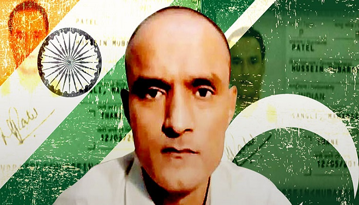 Pakistan will only release Kulbhushan Jadhav if India 'admits he was a spy'