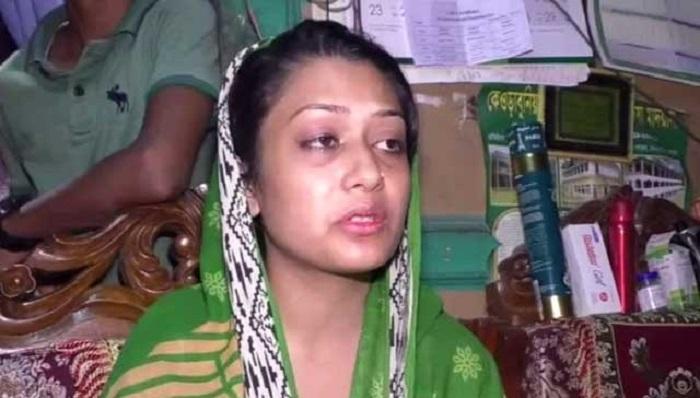 Minni confesses her involvement in Rifat murder:  Barguna SP