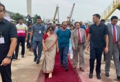 First cargo ship from Bhutan arrives via India