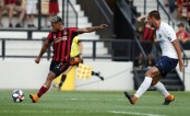 Martínez scores 2 goals, Atlanta blanks Houston 5-0