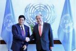 Guterres puts highest efforts in resolving Rohingya crisis