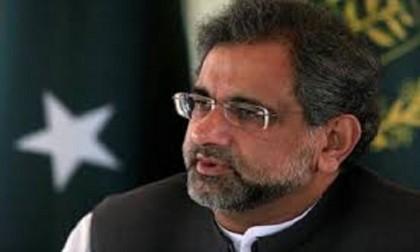 NAB arrests former PM Shahid Khaqan Abbasi in LNG case