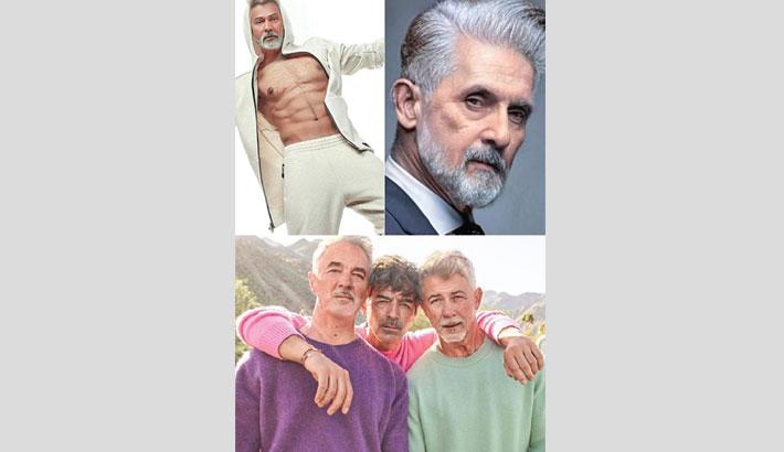 Varun, Jonas brothers, Ravi share their old-age look!