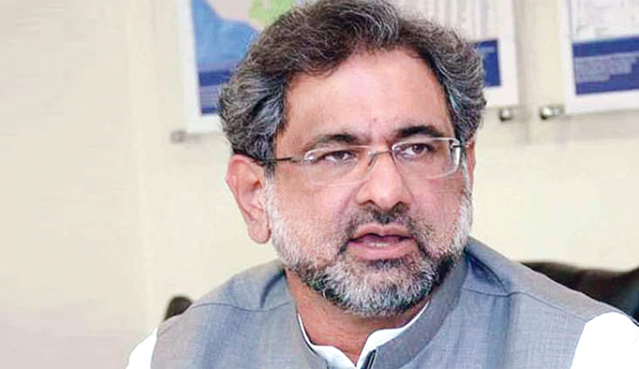 Pakistan ex-PM Abbasi arrested