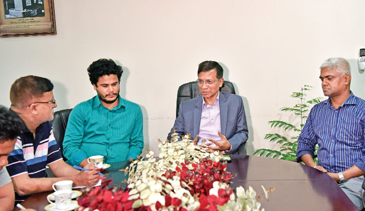 Corporate culture led to Bashundhara Kings' success: Imrul Hassan
