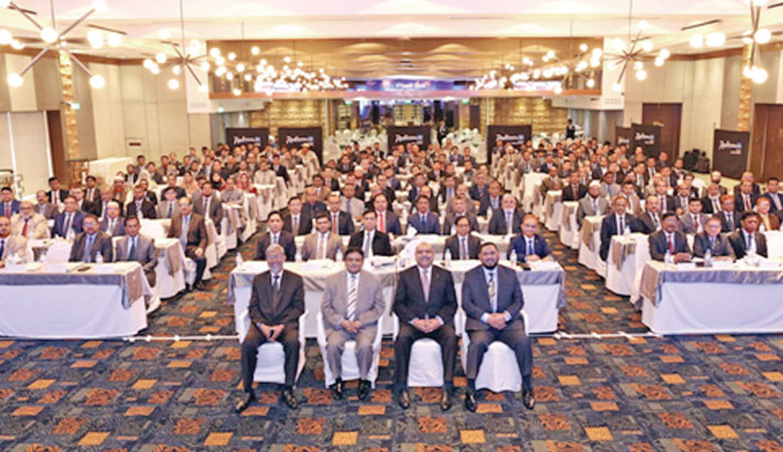 FSIBL holds Half-yearly business confce
