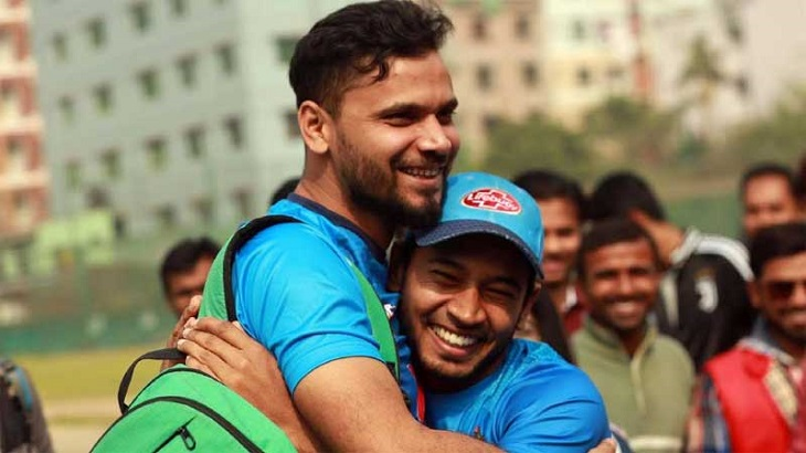 Sri Lanka tour to be my last foreign tour: Mashrafe