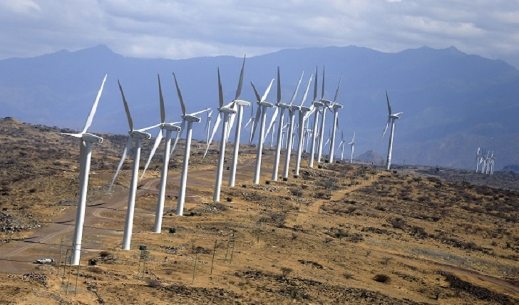 Kenya launches Africa's biggest wind farm
