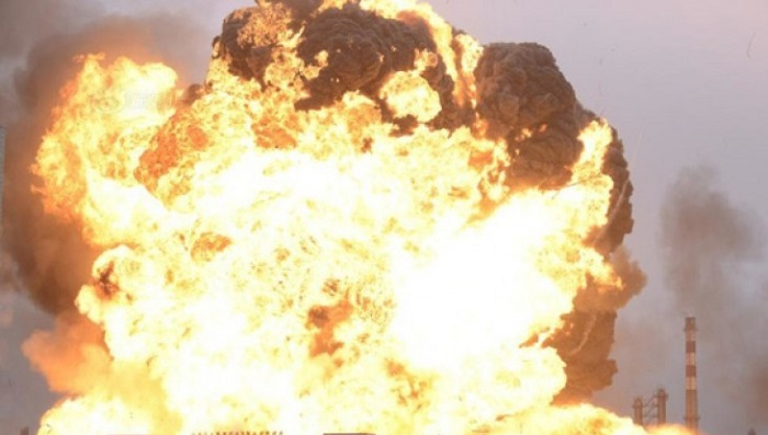 Huge blast rocks gas plant in China, casualties unknown: State media