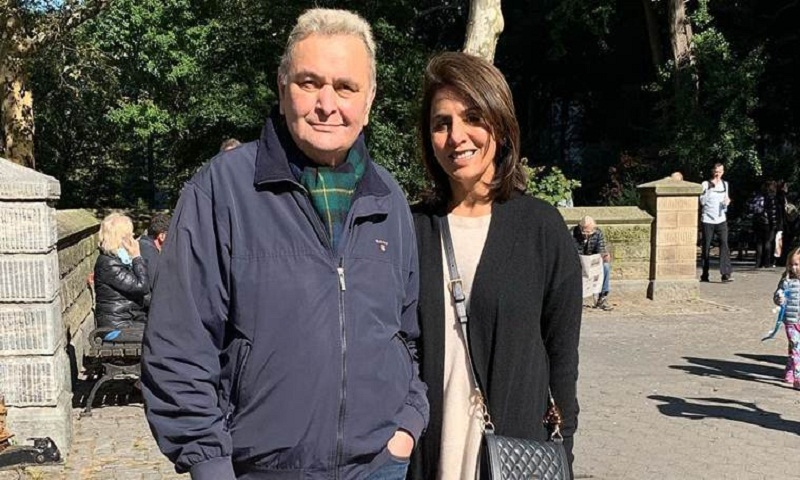 Cancer is in remission, but I am still under treatment: Rishi Kapoor