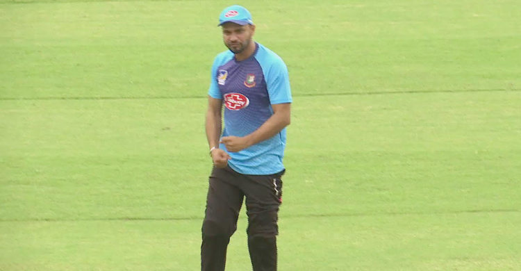 Tamim Iqbal to lead tigers in Sri Lanka as Mashrafe falls to injury