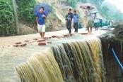 No road link to Bandarban's Ruma upazila for 12 days