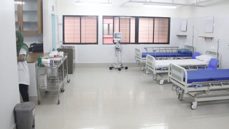 Renovated emergency department of Cox's Bazar Sadar Hospital opens