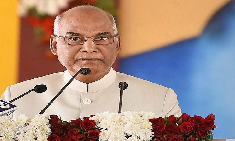 Indian president Kovind appoints Governor of six states