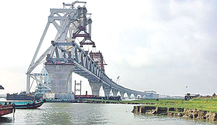 Padma Bridge tops fast-track projects