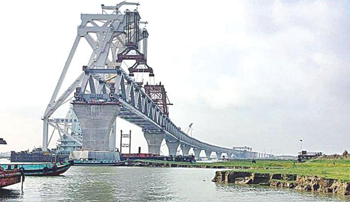 Padma Bridge tops fast-track projects