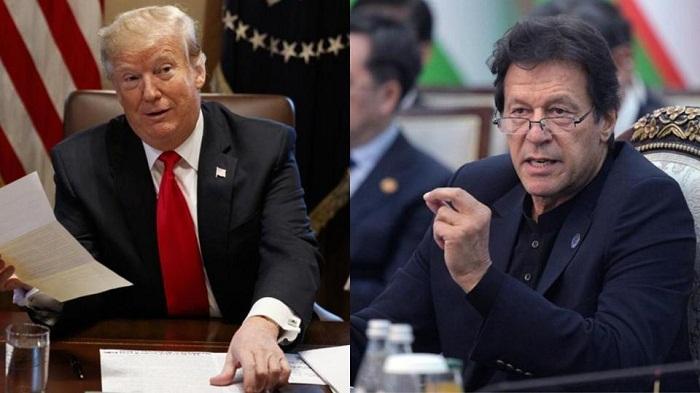 Trump to pressure Khan on Afghanistan, terrorism
