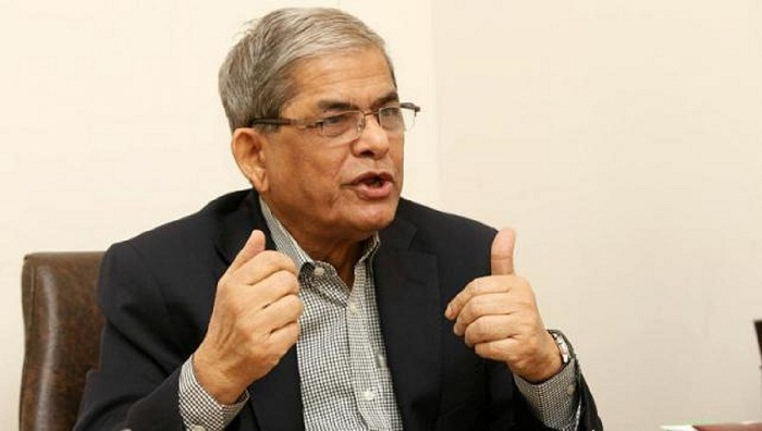 Motivate people to oust govt, Fakhrul to BNP followers