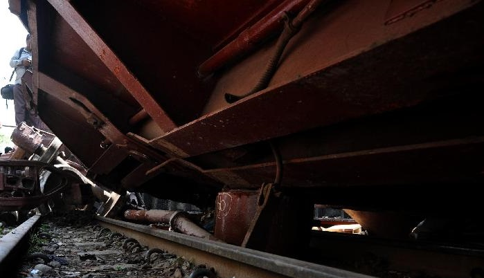 Dhaka-Sylhet rail service resumes after derailment in Moulvibazar