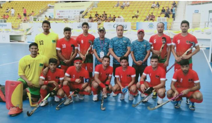Asian Indoor Hockey: Bangladesh crush Chinese Taipei 9-0
