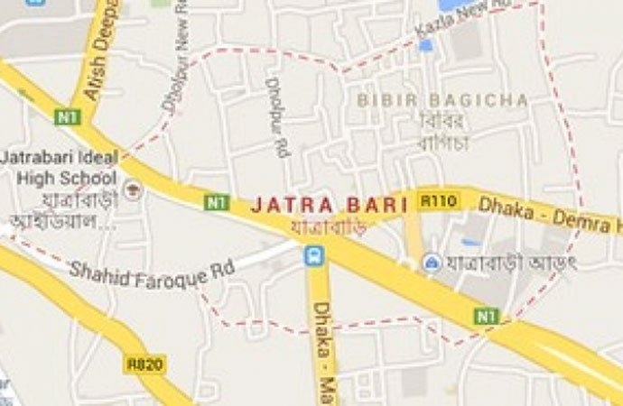 Two burnt as 'AC explodes' in Jatrabari
