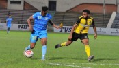 BPL Football: Bashundhara's first stumble comes near finish line