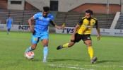 BPL Football: Bashundhara's first stumble comes near finish line
