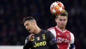 Matthijs wanted to join Juventus even before Ronaldo chat