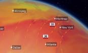 Dangerous heatwave starts hitting US and Canada