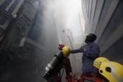 Fire at Kathalbagan high-rise building
