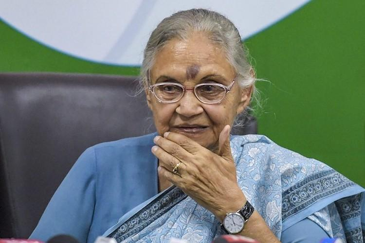 Former Delhi Chief Minister Sheila Dikshit passes away