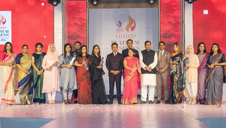 7 entrepreneurs win Colors Platinum Business Women Awards