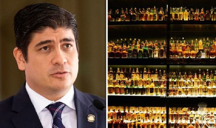 19 die of contaminated alcohol in Costa Rica