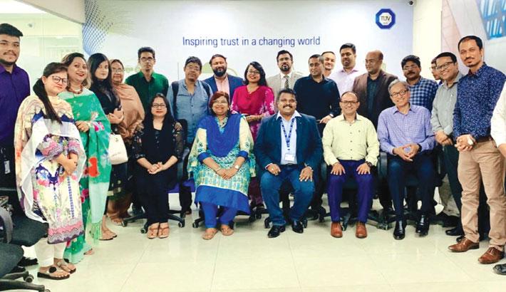 PTE Academic Partners Meet and Greet held in Dhaka
