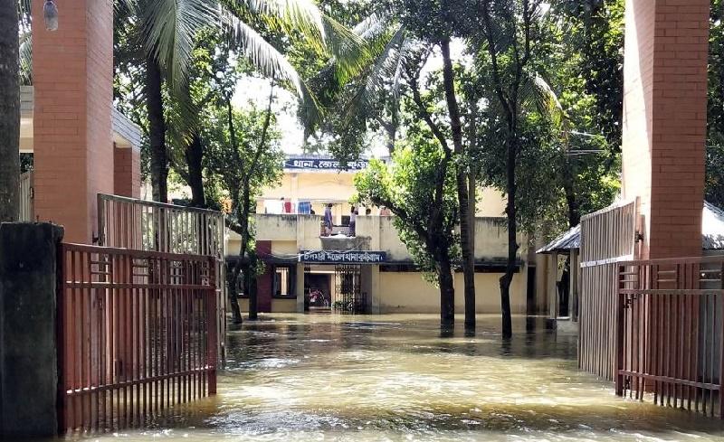 8.5 lakh people marooned in Kurigram