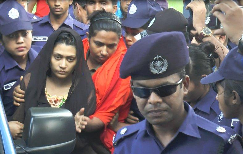 Rifat killing: Minni's bail prayer rejected