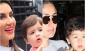 Sunny Leone on son Asher being compared to Taimur Ali Khan
