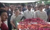 Sheila Dikshit's body brought to Congress HQ, leaders pay last respects