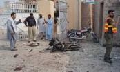 Female suicide bomber strikes hospital in Pakistan, 9 killed
