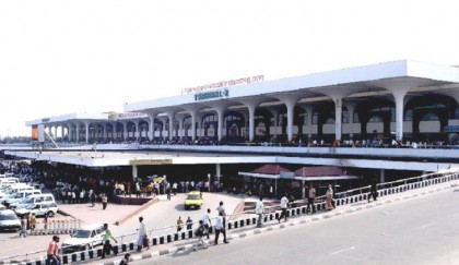 Shahjalal international airport hit by partial power cut