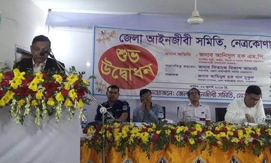Anisul finds BNP-Jamaat plotting behind recent crime trends